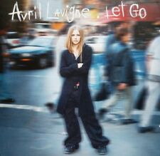 Avril Lavigne - Let Go (CD Album 2002)Enhanced with 'Complicated' video & extras