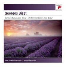 NEW Bizet: Carmen Suites / L'Arlesienne Suites (Audio CD)