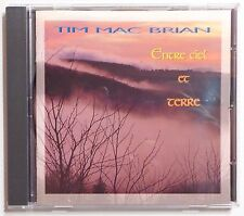 CD ALBUM / TIM MAC BRIAN - ENTRE CIEL ET TERRE / KOONDA MUSIC