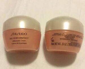 New  SHISEIDO Bio Performance LiftDynamic Cream 10mlx2=20ml/.7oz