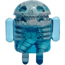 Infected Android by Scott Wilkowski x Android Foundry Blue  SDCC