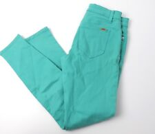 Women's Teal Aqua Else Brand Skinny Stretchy Jean Size 24