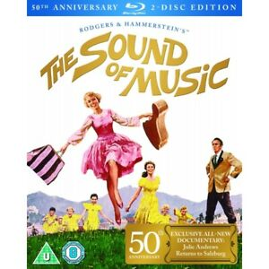 The Sound Of Music 50th Anniversary Edition Blu-ray