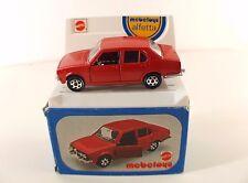 Mattel Mebetoys A76 Alfetta 1/43 neuf en boite MIB