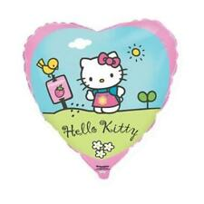 Hello Kitty Garden 18 Inch Foil Balloon