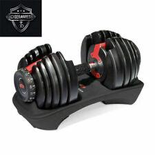 NEW Bowflex SelectTech 552 SINGLE ONE Adjustable Dumbbell Weight 🔥SHIPS ASAP🔥