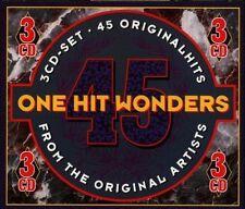 One Hit Wonders Archies, Tee-Set, Ocean, Jona Lewie, Max Werner, Rose L.. [3 CD]