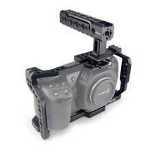 MAGICRIG  Camera Protection Cage Kit with NATO Top Handle Grip for  BMPCC 4K&6K
