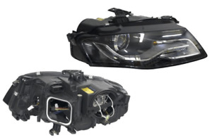 HEADLIGHT RIGHT HAND SIDE FOR AUDI A4 B8 200-2012
