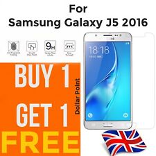 100% genuine Tempered Glass screen protector For Samsung Galaxy J5 2016