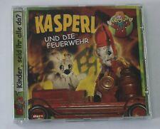 CD Kasperl Und Die Feuerwehr Kinderlieder und Hörspiel