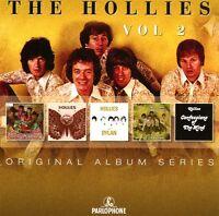 THE HOLLIES - ORIGINAL ALBUM SERIES VOL.2 5 CD NEU
