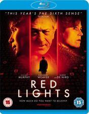 RED LIGHTS****BLU-RAY****REGION B****NEW & SEALED