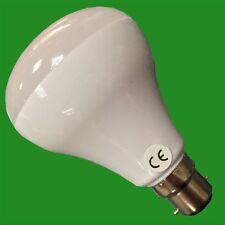 3x 6W R80 LED Basse Consommation Allumage Instantané Réflecteur