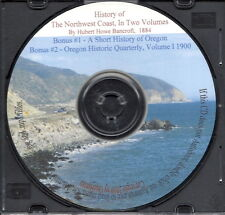 Oregon Pacific Coast Exploration and History + Bonus Book
