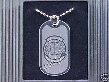 Resident Evil Biohazard BSAA Dog Tag Necklace