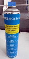 L/320€ Tracer UV Additiv Kontrastmittel für ASC Serie Waeco Airconservice 500 ml