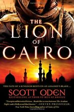 The Lion of Cairo by Scott Oden