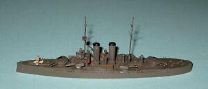 KuK Linienschiff ZRINIY mit Bordflugzeug, Navis 710, Metall, 1:1250, gesupert