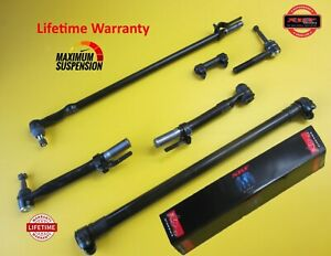 XRF STEERING Tie Rod FORD F-250 F-350 Super Duty Inner Outer LIFETIME WARRANTY