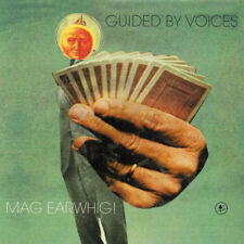 Guided By Voices - Mag Earwhig! LP - SEALED Vinyl Album 2018 Reissue + Download