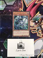 Yu-Gi-OH! Commandant Au Disque Héros De La Destinée  LEHD-FRA08 Ultra  1st