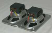 2 Telefunken / Isophone Hitone Speakers Tweeters  speaker ALNICO Magnet for tube