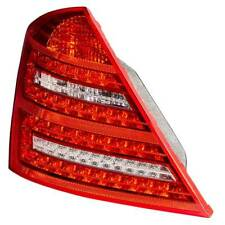 Depo 440-1970L-AQ Mercedes-Benz S550 Driver Side Tail Lamp Assembly with Bulb and Socket
