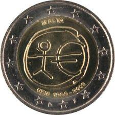Pièces euro de Malte pour 2 euro année 2009