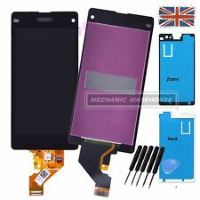 For Sony Xperia Z1 mini Compact Z1c M51w D5503 LCD Touch Screen Digitizer Lens