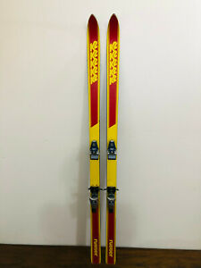 Vintage K2 Rustler Downhill Skis 180 cm. Tyrolia 250 Bindings antique rare Sweet