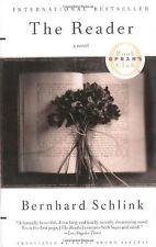 The Reader (Oprah's Book Club),Bernhard Schlink