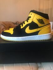 Air Jordan 1 Retro Old Love New Love Beginning Moments Pack Sz 8 yellow