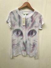 adidas NEO Women's FS Graphic T-Shirt - Small - White - New