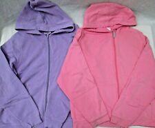 ❤ HANNA ANDERSSON girls play survivor jacket LOT 160 pink purple 14 16 FREESHIP