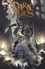 🚨🔥 Dark Ages #2 Meghan Hetrick Wolverine Variant X-23 X-Men Avengers Nm