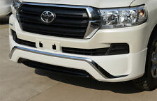 Toyota Land Cruiser 2016- lip spoilers bodykit