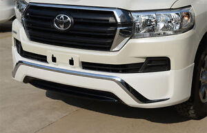 Toyota Land Cruiser 2016-2021 Lip Spoilers Body Kit GGC Type