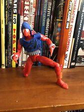 Marvel legends Spider-Man Classics Scarlet Spider the web legends KB toys Toybiz
