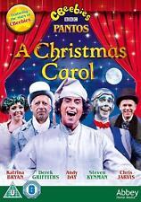 New & Sealed CBeebies Live Panto A Christmas Carol DVD BBC Justin Fletcher