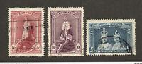 Australia - SG# 176 - 178 Used         -          Lot 0120113