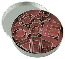 Emporte-pièces et découpoirs forme formes geométriques