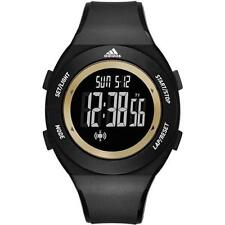 adidas Men's Silicone/Rubber Band Wristwatches
