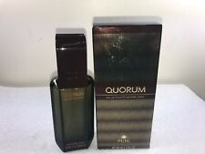 ANTONIO PUIG QUORUM EDT SPRAY 1.7 FL OZ MEN NEW UNSEALED (B14)