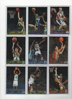 33 count lot 2003/04 Mixed Topps Chrome Rookie Cards! NO DUPLICATES! RC LOT!!