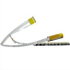 "15.6"" LED 40pin per LCD CCFL 30pin Convertitore Cavo 9 PIN #mc"