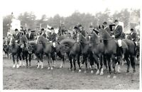 Horse Sports - Hippique Group Horses Real Photo Postcard 03.91