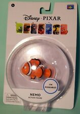 Thinkway Toy Disney Pixar Poseable Action Figure 3 inches Finding Nemo New NIP