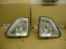 FORD SPORT KA 54 REG BLACK  FRONT BUMPER FOG LIGHTS X 2