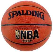 "NEW Spalding NBA Street Basketball Official Size 7 Ball Hoop Outdoor Play 29.5"""